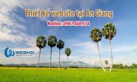 Thiết kế web tại An Giang