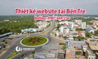 Thiết kế web tại Bến Tre