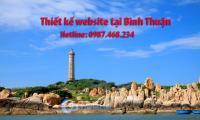 Thiết kế web tại bình thuận