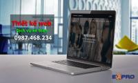 Thiết kế web dịch vụ kế toán chuyên nghiệp