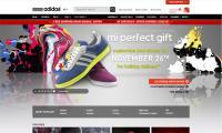 Thiết kế web bán hàng giày dép