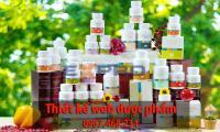 Thiết kế web bán dược phẩm online
