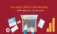top công ty thiết kế web bán hàng chuyên nghiệp