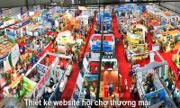 Thiết kế web hội chợ thương mại chuyên nghiệp