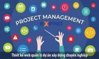 Thiết kế web quản lý dự án xây dựng