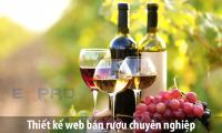 Thiết kế web bán rượu