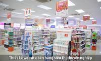 Thiết kế web bán hàng siêu thị