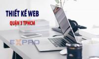 Thiết kế web tại Quận 3 thành phố Hồ Chí Minh