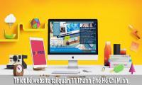 Thiết kế web tại Quận 11