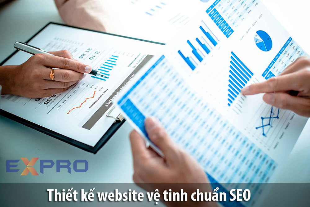 Thiết kế web vệ tinh chuẩn SEO