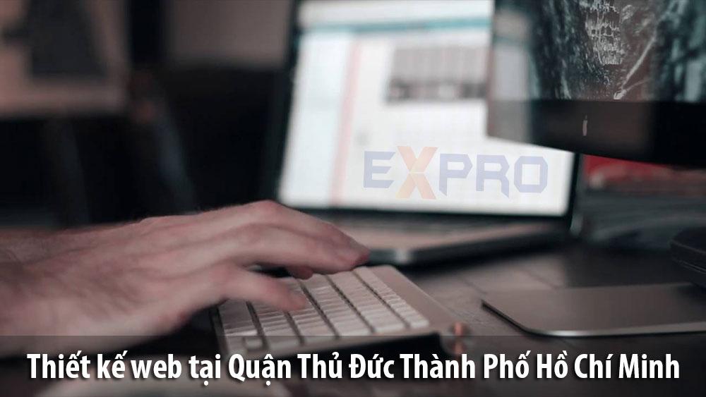 Thiết kế web Quận Thủ Đức Thành Phố Hồ Chí Minh