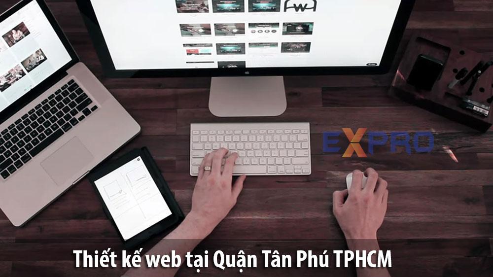 Thiết kế web tại Quân Tân Phú Thành Phố Hồ Chí Minh
