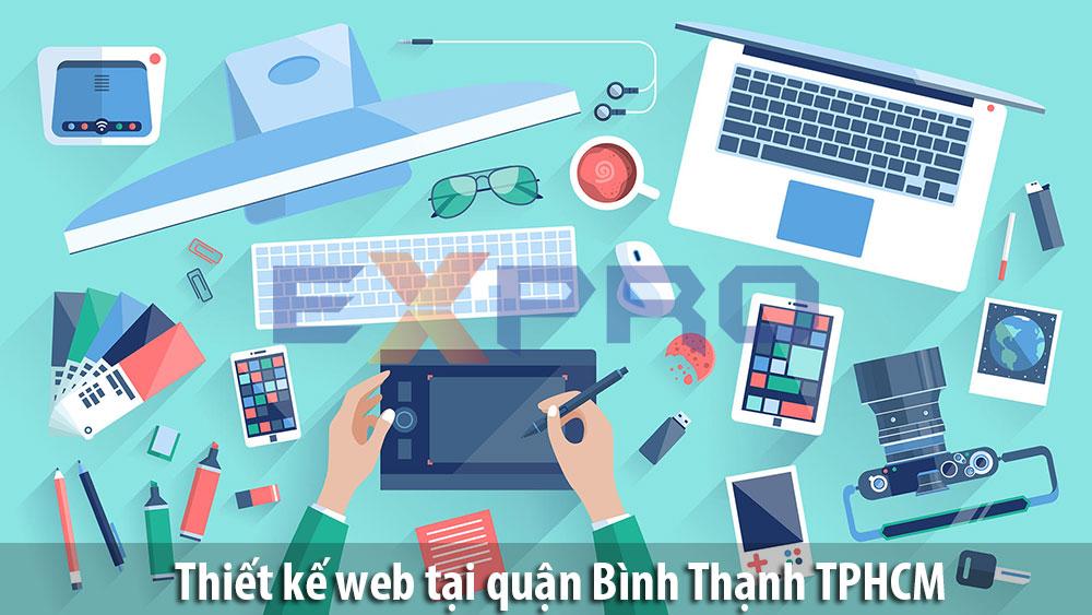 Thiết kế web tại Quận Bình Thạnh Thành Phố Hồ Chí Minh