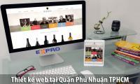 Thiết kế web tại Quận Phú Nhuận TPHCM