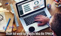 Thiết kế web Huyện Nhà Bè Thành Phố Hồ Chí Minh