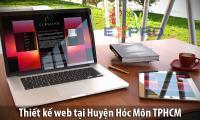 Thiết kế web tại Huyện Hóc Môn Thành Phố Hồ Chí Minh
