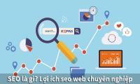 seo web là gì? lợi ích của seo web