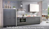 Thiết kế web bán hàng đồ dùng nhà bếp