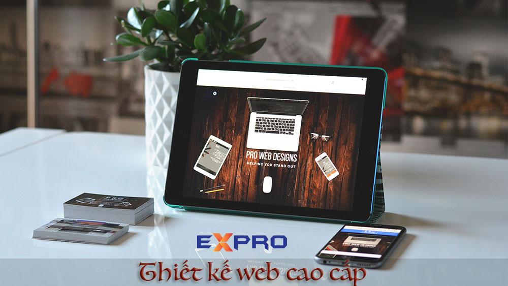 Điểm mạnh của thiết kế website cao cấp