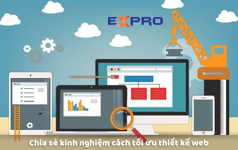 Chia sẻ kinh nghiệm cách tối ưu thiết kế web cơ bản tốt nhất