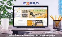 Thiết kế web in ấn chuyên nghiệp
