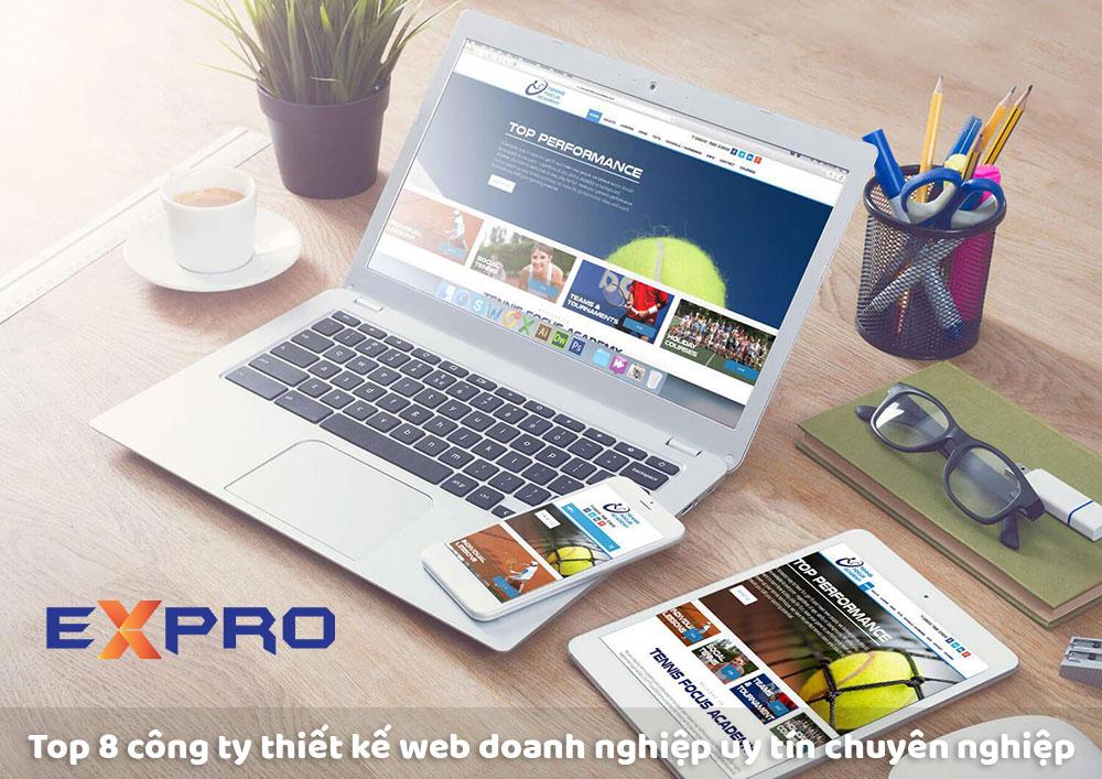 Top 8 Công ty thiết kế website giới thiệu doanh nghiệp uy tín chuyên nghiệp