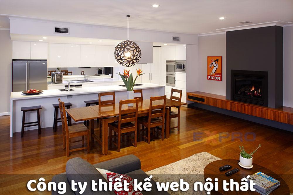 Danh sách top 5 công ty thiết kế web nội thất cao cấp tốt nhất