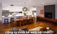 Danh sách top 5 công ty thiết kế web nội thất