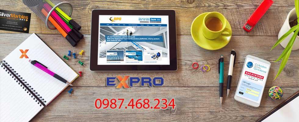 Top 6 công ty thiết kế web chuyên nghiệp uy tín tại Tp. Hồ Chí Minh