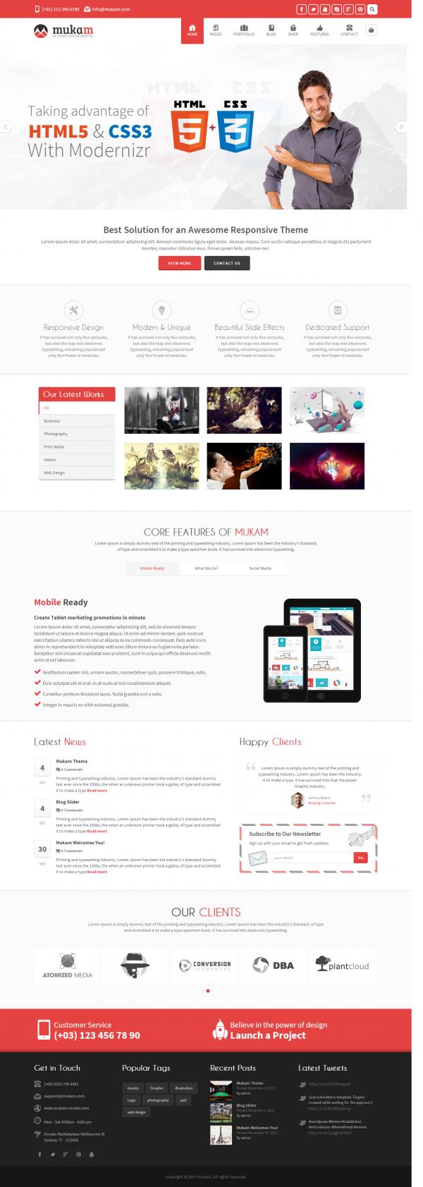 Thiết kế web giới thiệu công ty và bán hàng