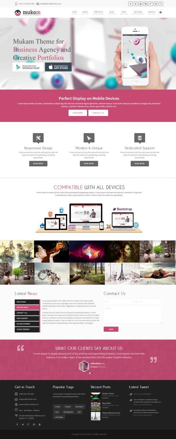 Thiết kế web marketing kết hợp bán hàng